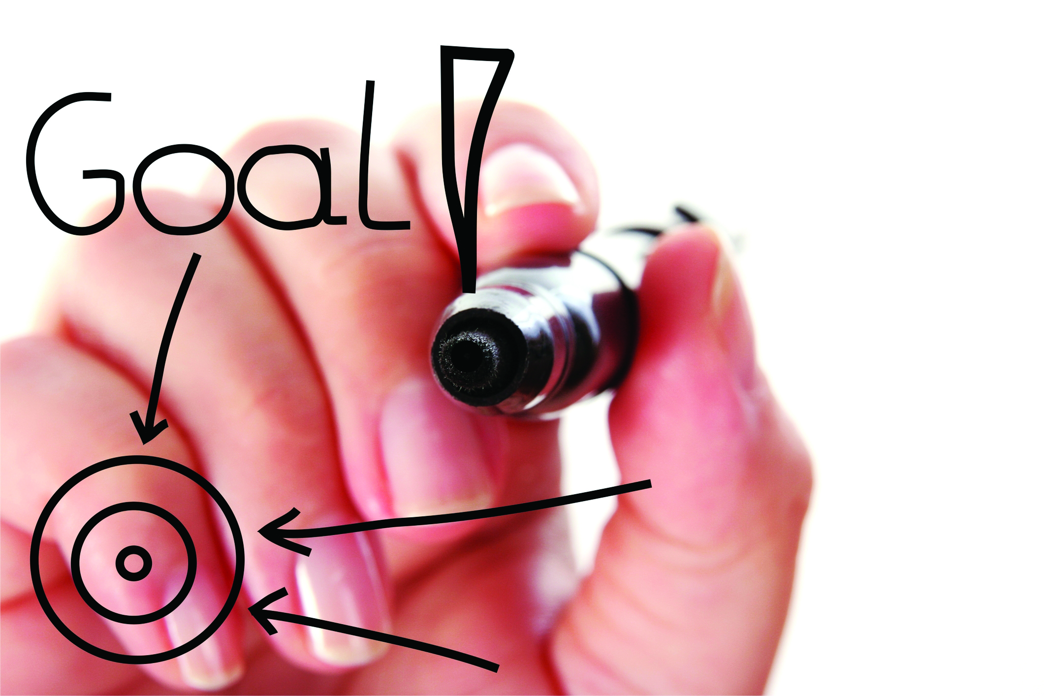 hand-drawing-goal-word